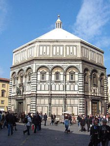 Florence Baptistery