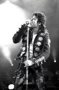 Michael Jackson in Vienna, Austria, 1988, Zoran Veselinovic, Creative Commons Attribution Share Alike