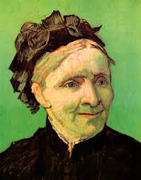 Portrait of the Artist's Mother, Vincent van Gogh, 1888, Public Domain