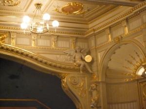 Buxton Opera House Detail
