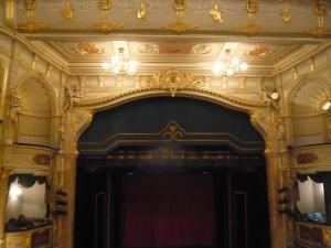 Buxton Opera House Stage