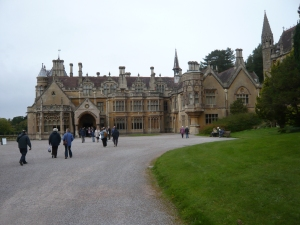 Tyntesfield, a glorious Victorian mansion