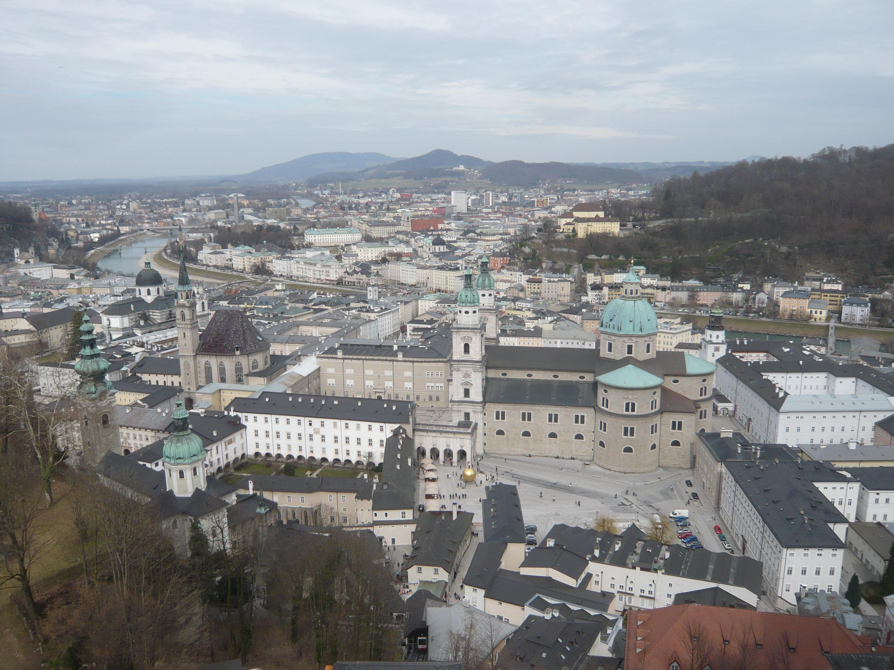 Museum Of Modern Art Salzburg Monchsberg