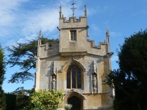 St. Mary's Chapel at Sudeley