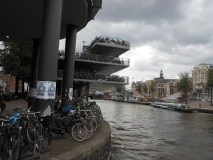 Bike Parking Ramp