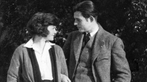 Ernest and Hadley, Winter 1922, photo from NPR article cited below
