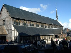 Honfleur Church