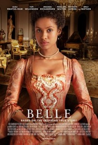 """Belle"" theatrical release poster"