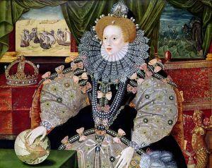 Elizabeth I, Public Domain