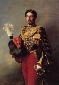 Portrait of Edouard Andre, Winterhalter, Public Domain