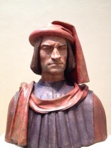 Lorenzo de'Medici, after Andrea del Verorocchio, 1480