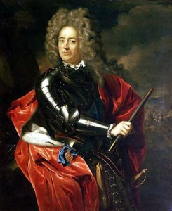 John Churchill, 1st Duke of Marlborough, 1704, Adriaen van der Werff, Public Domain