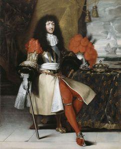 Claude Lefebre, Public Domainnknown artist, after Louis XIV, circa 1670, u