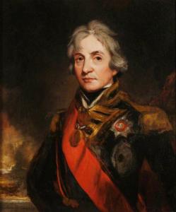 Lord Nelson, John Hoppner, Public Domain