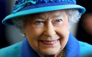 "Queen Elizabeth II, photo from ""Telegraph"" article cited below"