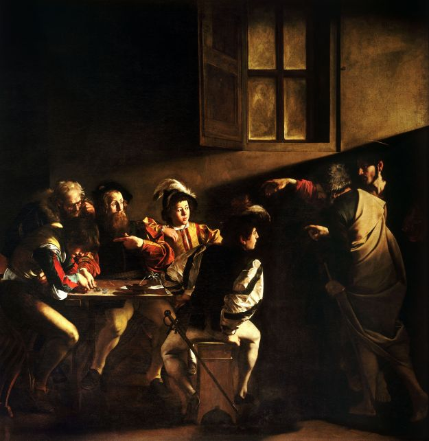 4096px-The_Calling_of_Saint_Matthew-Caravaggo_(1599-1600)