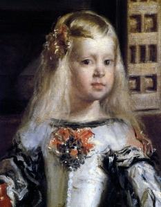 "Detail from ""Las Meninas,"" Public Domain"